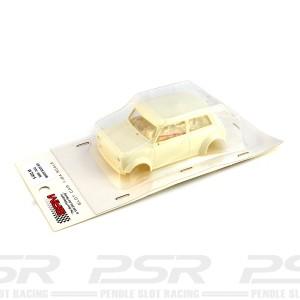 BRM 1/24 Mini Cooper White Body Kit