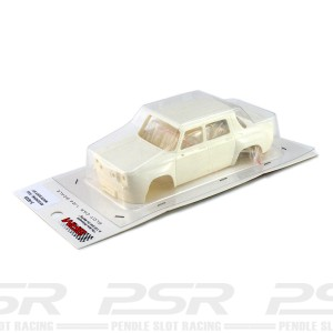 BRM Renault R8 Gordini White Body Kit - 1:24th Scale