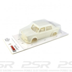 BRM Simca 1000 White Body Kit A - 1:24th Scale