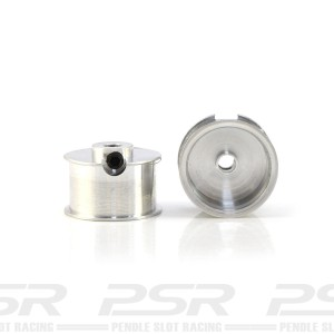 BRM Mini Front/Rear Aluminium Wheels