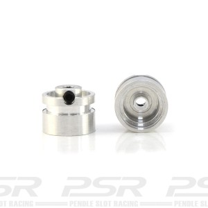 BRM Mini Classic Front/Rear Aluminium Wheels