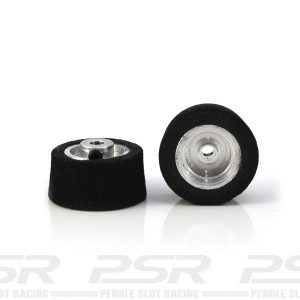 BRM Mini Classic Rear Wheels & Sponge Tyres