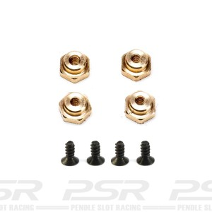 BRM Minicars Brass Nut Bearings H1.0mm