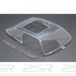 BRM Chevrolet Camaro Clear Parts Set