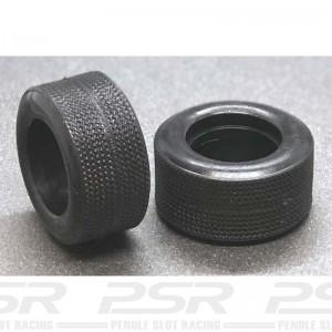 BRM Trans-Am Rear Tyres Standard 28x14.5mm