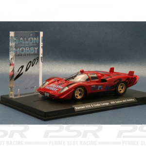 Fly Ferrari 512S Coda Lunga Salon del Hobby S23-96023