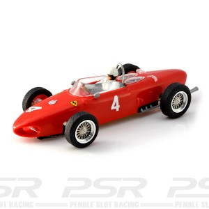 Super Shells Ferrari 156 F1 1961 Kit Red