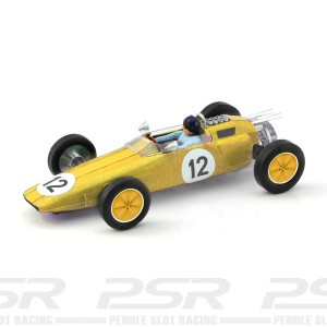 Super Shells Lotus 25 F1 1963 Kit Yellow