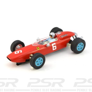 Super Shells Ferrari 158 F1 1964 Kit Red