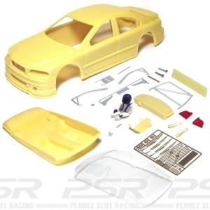 Volvo S60 Team Muehlner 2003 Unpainted Kit