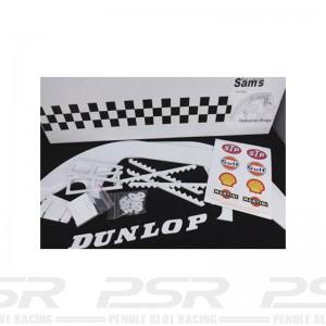 Sam's Dunlop Footbridge 1/32 Kit