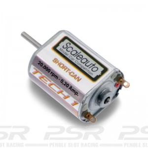Scaleauto Short-Can Tech-1 Motor 20,000rpm