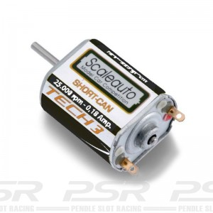 Scaleauto Short-Can Tech-3 Motor 30,0000rpm