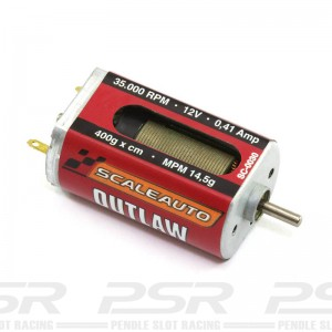 Scaleauto Long-Can Outlaw Motor 35,000rpm