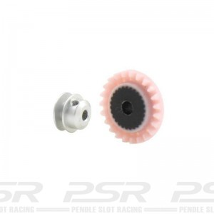Scaleauto Nylon Crown Gear Inline 23t