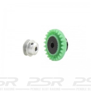 Scaleauto Nylon Crown Gear Inline 24t