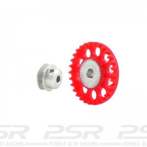 Scaleauto Nylon Crown Gear Inline 30t
