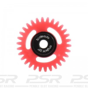 Scaleauto Nylon Crown Gear Anglewinder 30t