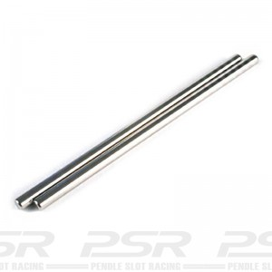 Scaleauto Rectified Steel Axle 3mm x 65mm
