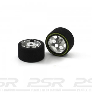 Scaleauto 1/32 Sponge Wheels Procomp-2 20.5x11mm