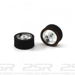 Scaleauto 1/32 Sponge Wheels Procomp-3 20.5x9mm