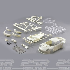 Scaleauto 1/32 Porsche 991 GT3 White Body Kit