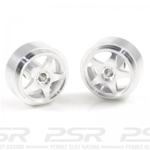 Scaleauto Aluminium Sebring Wheels 16.2x8.5mm