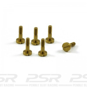 Scaleauto Special Large Head Screws for Suspension 7mm