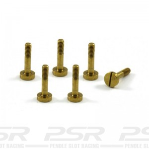 Scaleauto Special Large Head Screws for Suspension 9mm