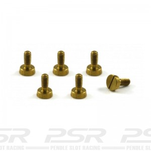 Scaleauto Special Large Head Screws for Body 5mm