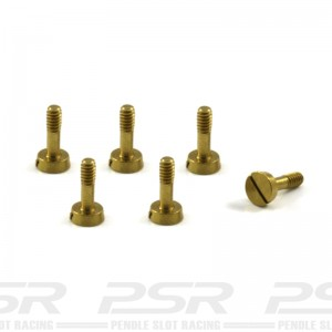 Scaleauto Special Large Head Screws for Body 7mm