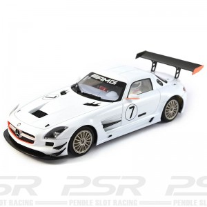 Scaleauto Mercedes SLS GT3 No.7 Presentation Car