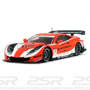 Scaleauto Honda HSV-010 No.8 Super GT Arta Team Autobacs SC-6015