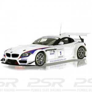 Scaleauto BMW Z4 GT3 No.1 Presentation SC-6017