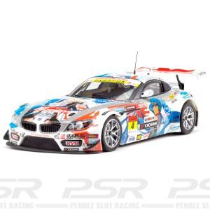 Scaleauto BMW Z4 GT3 No.4 JGTC 2011 Studie AG