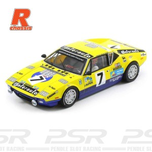 Scaleauto De Tomaso Pantera No.7 Le Mans 1975 R-Series