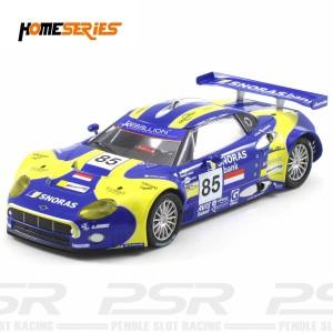 Scaleauto Spyker C8 No.85 Le Mans 2008