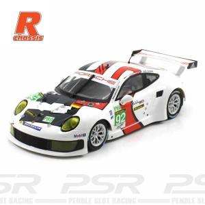 Scaleauto Porsche 991 RSR No.92 Le Mans 2013 R-Series