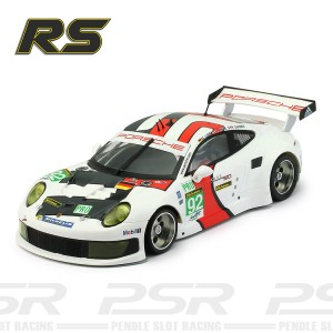 Scaleauto Porsche 991 RSR 24h Le Mans 2013 No.92 RS