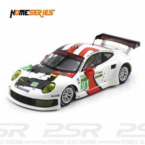 Scaleauto Porsche 991 RSR No.91 Le Mans 2013
