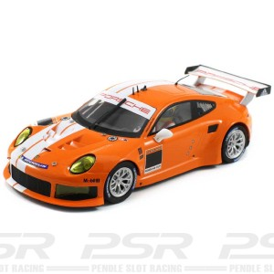 Scaleauto Porsche 991 Cup Racing Kit Orange