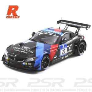 Scaleauto BMW Z4 GT3 No.20 Team Shubert Motorsport R-Series