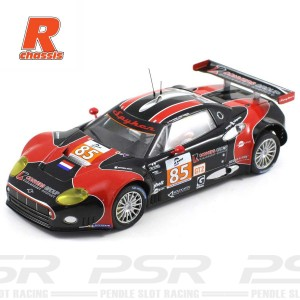 Scaleauto Spyker C8 No.85 Spa 2010 R-Series