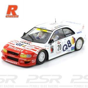 Scaleauto Subaru Impreza WRC San Remo 1998 R-Series