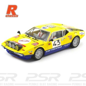 Scaleauto De Tomaso Pantera No.43 Monte-Carlo Rally 1976 R-Series