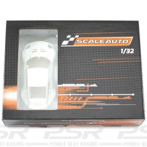 Scaleauto Porsche 991 White Racing Kit