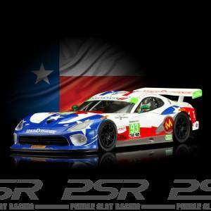 Scaleauto SRT Viper GTS-R 24h Daytona 2016 Texas No.93 R-Series