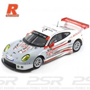 Scaleauto Porsche 991 RSR No.912 24h Daytona R-Series