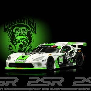 Scaleauto SRT Viper GTS-R 24h Daytona 2016 Gas Monkey No.33 R-Series