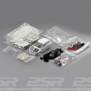 Scaleauto Peugeot 208 T16 White Racing Kit AW